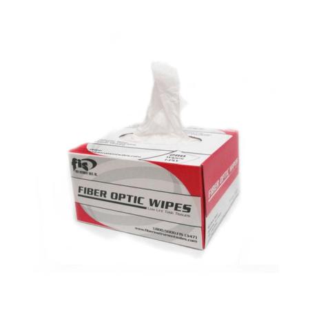 Lint free fibreoptic tissues,
