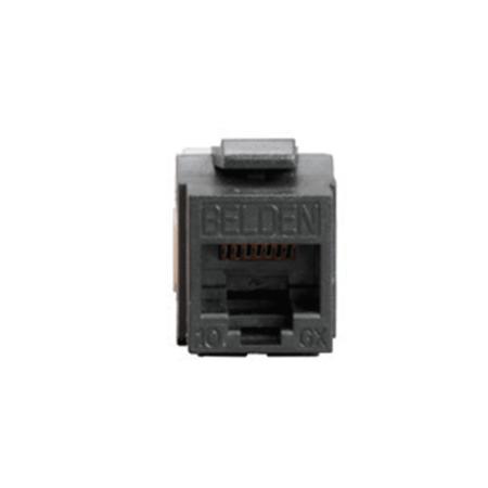 Cat6A Unshielded 10GX modular