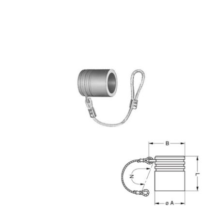 0S-0B Grey thermoplastic