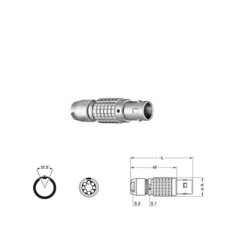 8Pin ALEXA-Mini Inline cable
