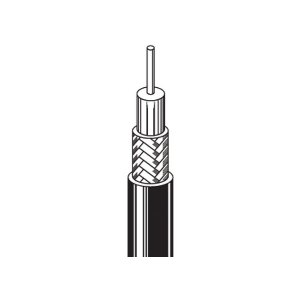 RG59 Type LSZH coax cable