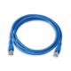 1m Cat5e UTP cable blue