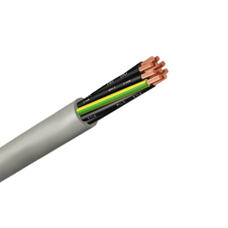 07x2,5mm² JZ50 PVC/PVC Oil