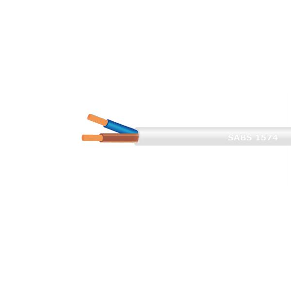 02Cx0,75mm2 PVC Cabtyre,